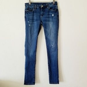 Blank NYC Distressed Skinny Jean